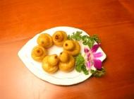 像生葫芦果主食小吃美食