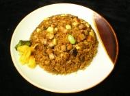 鳗鱼炒饭美食素材图片炖品汤羹