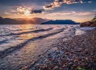 加拿大哈里森湖风景图片高清电脑壁纸 第二辑
