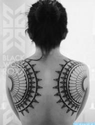 图腾纹身图案合集(14)