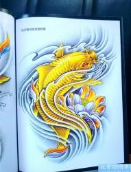传统年鉴纹身手稿(77)
