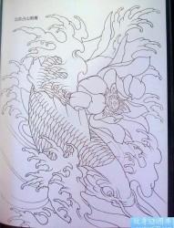 传统年鉴纹身手稿(80)