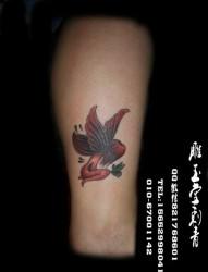 观音纹身  齐天大圣纹身  五鬼纹身