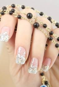 唯美美甲 指尖上的魅力