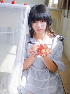 草莓少女的甜美私房