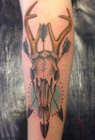 创意纹身图片  多款别致的创意纹身图案