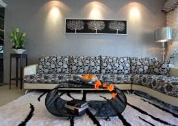 客厅舒适的沙发图片(15张)