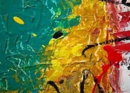 多彩的抽象绘画图片(11张)