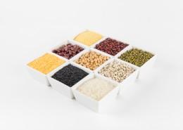 健康营养的五谷杂粮图片(12张)