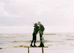开心的情侣图片(12张)