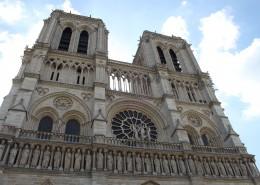 法国巴黎圣母院图片(14张)