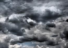 天空中的乌云图片(15张)