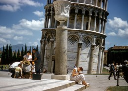 意大利比萨斜塔图片(13张)