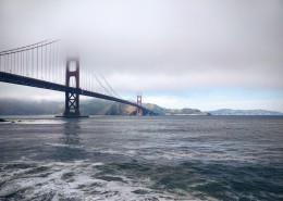 美国旧金山金门大桥风景图片(10张)
