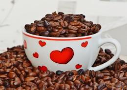 杯中的咖啡豆图片(13张)