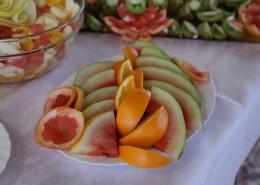 诱人食欲的水果拼盘图片(10张)