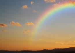 漂亮的彩虹图片(14张)