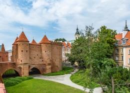 波兰首都华沙城市风景图片(10张)