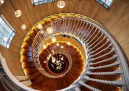 螺旋楼梯图片(9张)