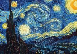 色彩鲜明的油画图片(13张)