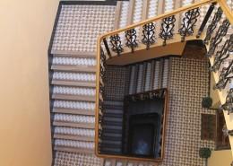 独特的旋转楼梯图片(14张)