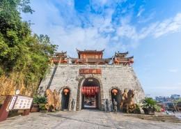 重庆酉阳酉州古城风景图片(11张)