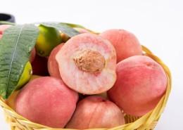 新鲜水蜜桃图片(12张)