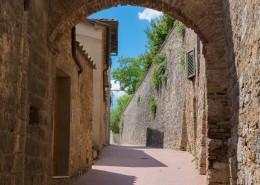 意大利圣吉米尼亚诺古城风景图片(8张)