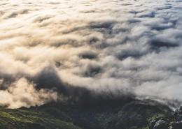 壮观云海图片(12张)