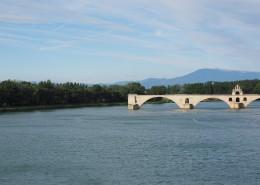 坚固的石拱桥图片(11张)