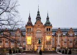 瑞典首都瑞典斯德哥尔摩风景图片(18张)
