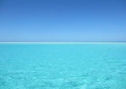 碧蓝的大海图片(11张)