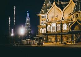 建筑夜景图片(9张)