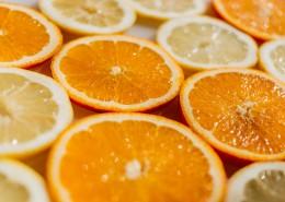 切开的橙子图片(11张)