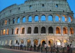 古罗马斗兽场遗址图片(16张)