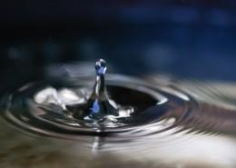 水滴入水图片(13张)