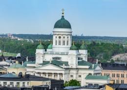 芬兰赫尔辛基风景图片(9张)