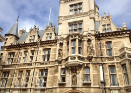 英国剑桥大学建筑风景图片(11张)