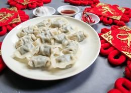 煮熟的饺子图片(13张)