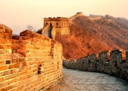 北京巍峨雄伟的长城风景图片(10张)