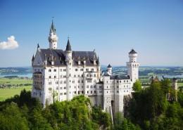 华丽的城堡图片(12张)