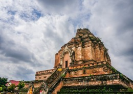 泰国清迈建筑风景图片(9张)