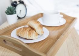 早餐牛角包图片(9张)