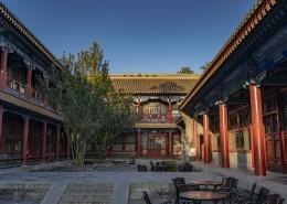 北京市恭王府建筑风景图片(10张)