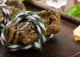 新鲜营养的大闸蟹图片(10张)