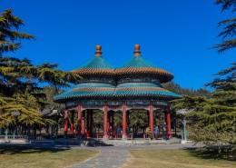 北京历史悠久的建筑风景图片(11张)