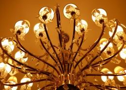 风格各异的吊灯图片(15张)