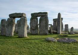 英格兰巨石阵建筑风景图片(11张)