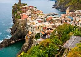 意大利五渔村小镇风景图片(8张)
