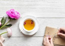 养生的花茶图片(10张)